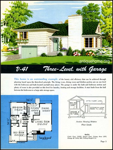 1949 National Home Style Trends Daily Bungalow Flickr
