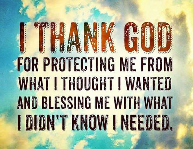 I Thank God For Protecting Me From What I Thought I Wan Flickr