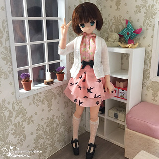 Zapf Project MC² Adrienne Outfit | by *Ami-chan*