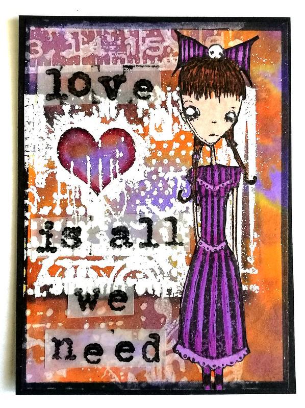 Love is al we need