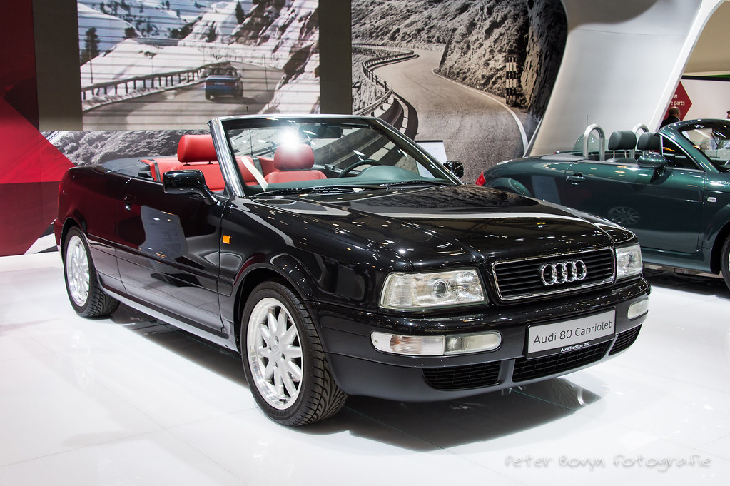 Audi Cabriolet 28 E
