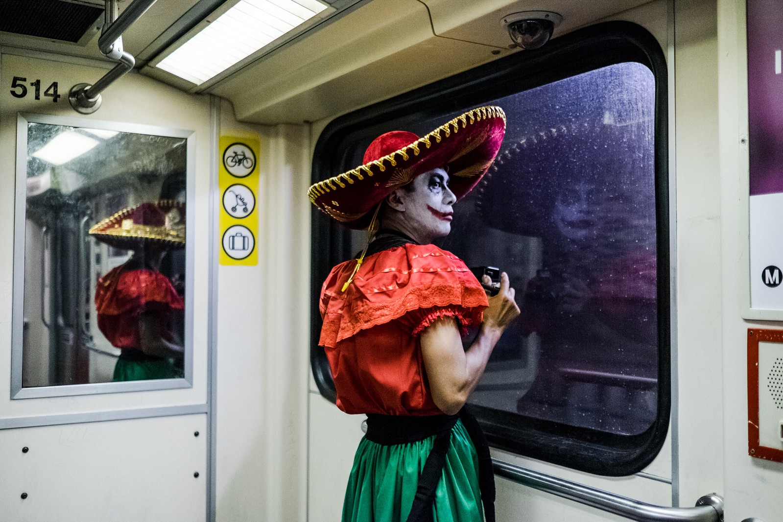 Dia de Los Muertos Joker | by Rinzi Ruiz [street zen]