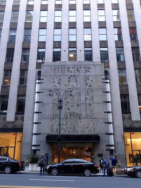 The Daily News Building