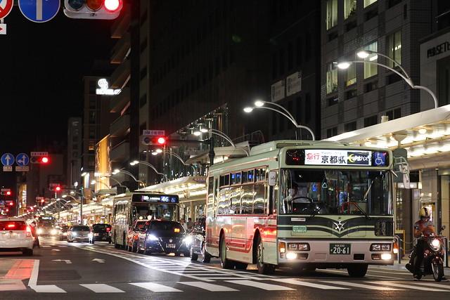 2016/09/02 京都市交通局 2061