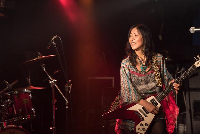 RoundFace live at 獅子王, Tokyo, 02 Dec 2016 -00097