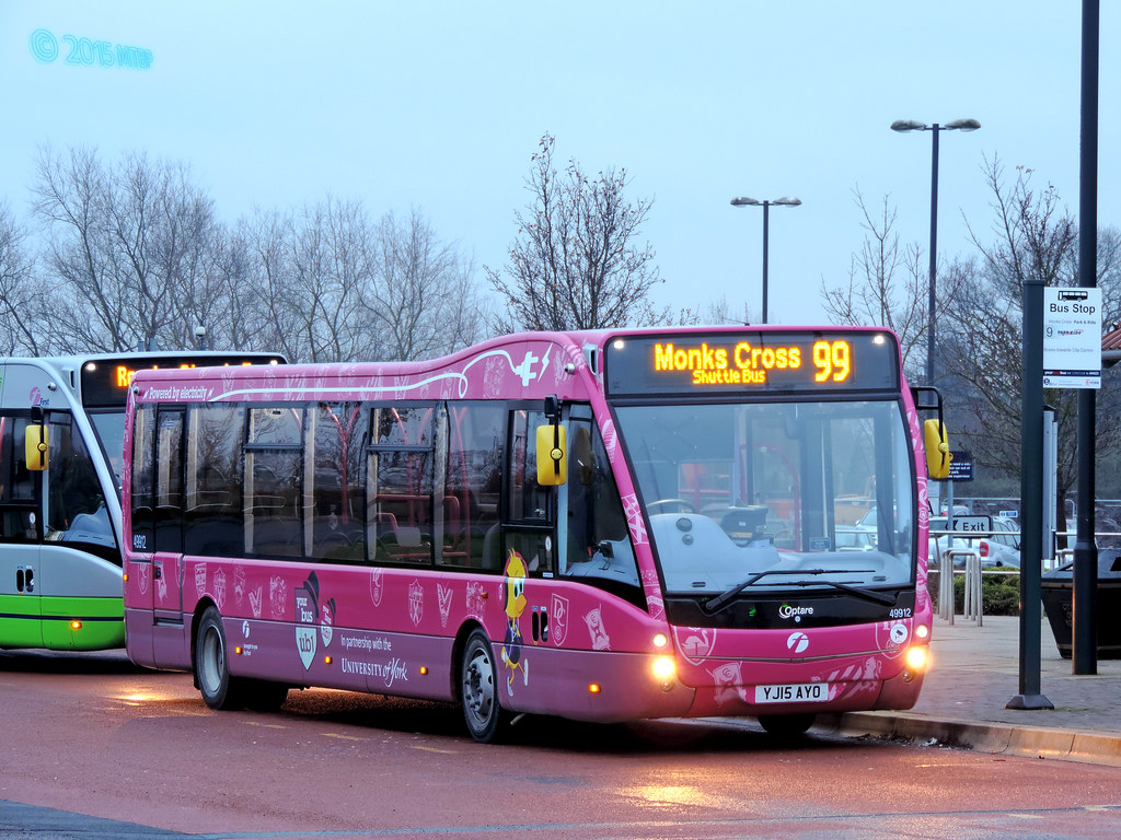 off-route* yj15ayo 49912 first york / west yorkshire park… | flickr