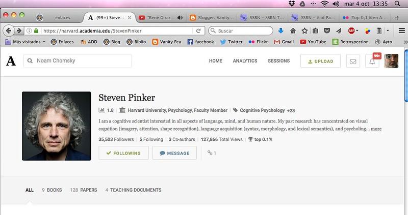 Pinker en el 0,1%