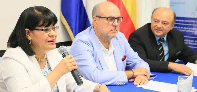 Ministerio de Trabajo y Prevención Social de El Salvador y Cooperación Española