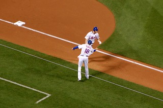 Daniel Murphy Home Run | by Julie Rubes