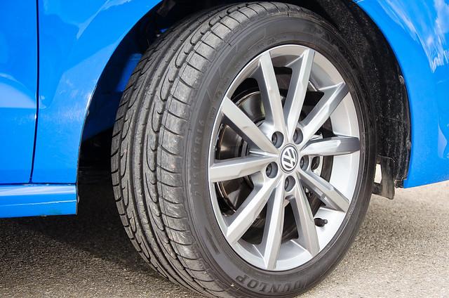 Колесные диски Volkswagen Polo