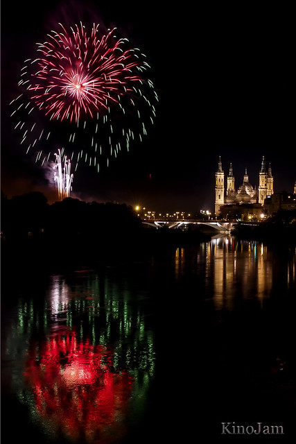 Fin de fiestas Pilares 2016