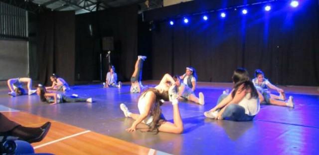 Cuarta Versión De Danza Estudiantil Acopach 2016