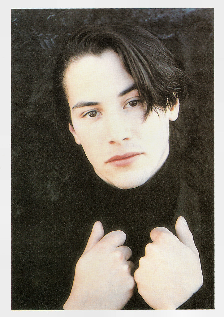 Image result for beautiful young keanu reeves images