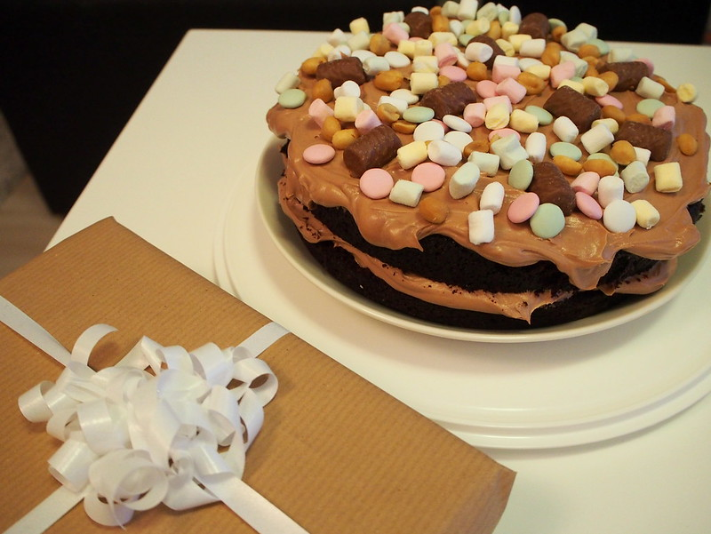 rocky road kakku (5)