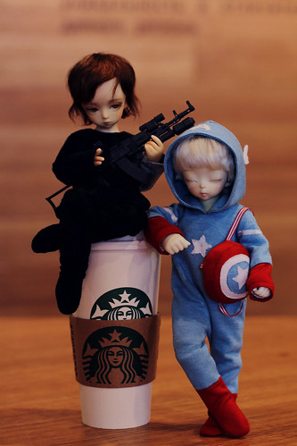 Starbucks is not only coffeehouse XD | by Luthigern