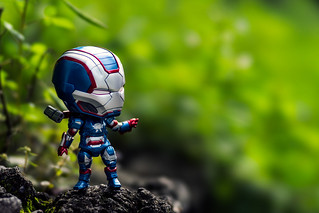 Nendoroid Ironman Patriot | by KoolBeep
