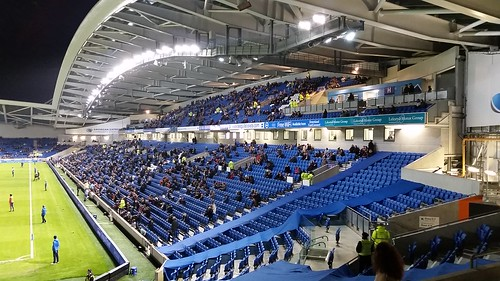Brighton & Hove Albion v Ipswich Town, Amex Stadium, SkyBet Championship, Tuesday 29th December 2015 | by CDay86