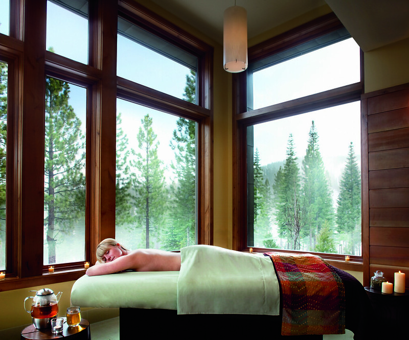 Apres-Ski Spa at The Ritz-Carlton, Lake Tahoe