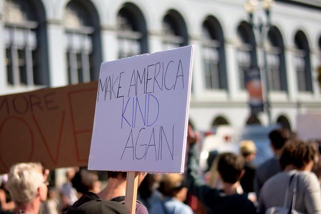 Make America Kind Again