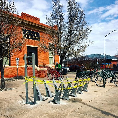 Fort Collins City Park Food Trucks