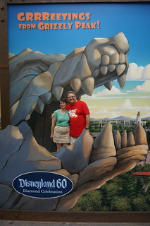 Tracey and Scott at Grizzly Peak | by Disney, Indiana