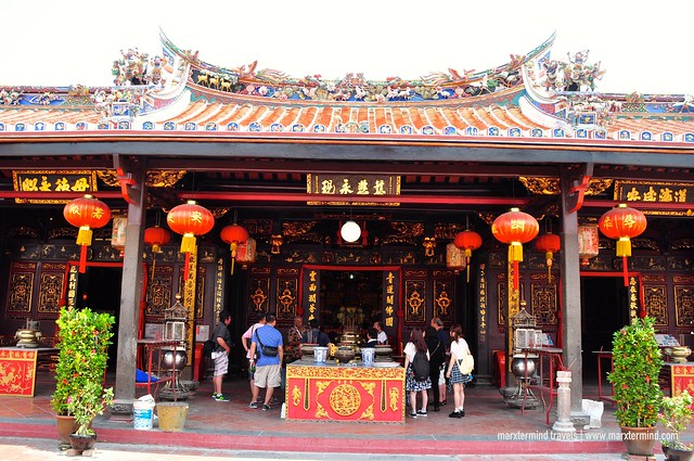 Cheng Hoon Teng Temple Melaka