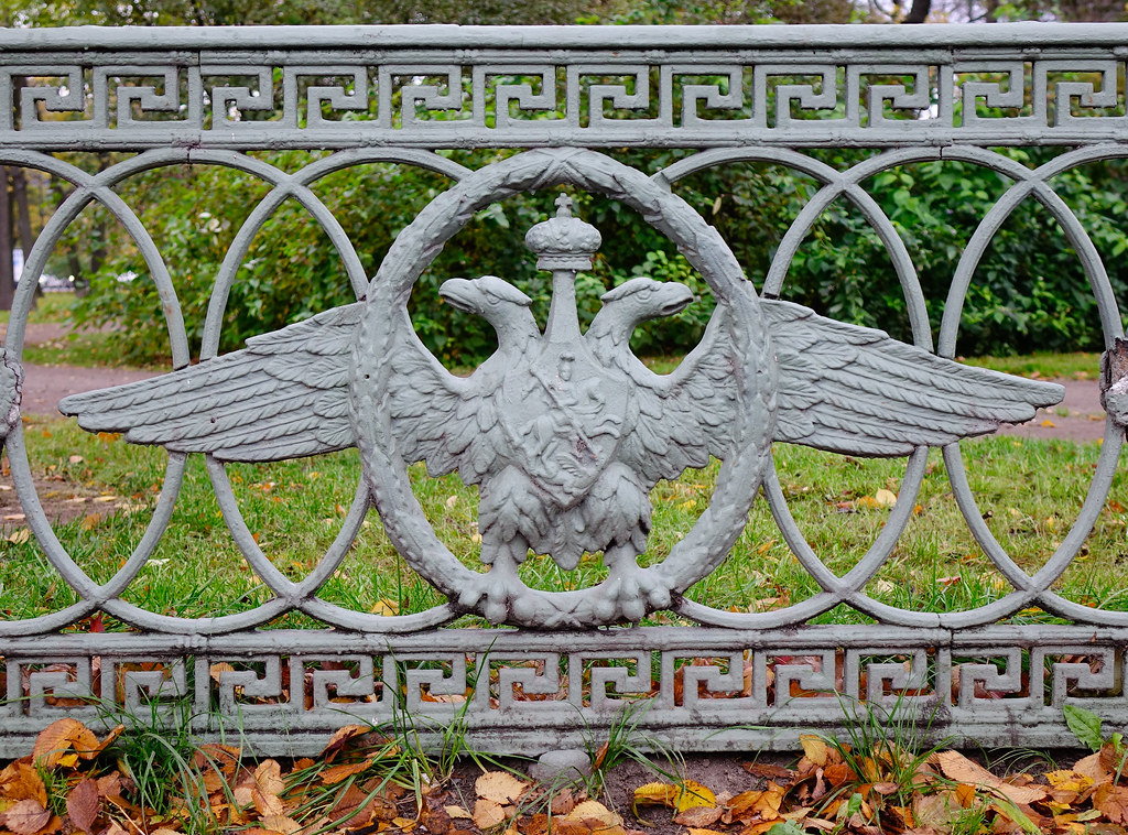Symbol Of Russia Two Headed Eagles Symbol Of Russia Two Flickr