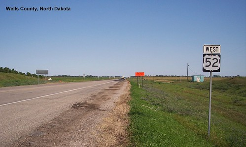 Wells County ND
