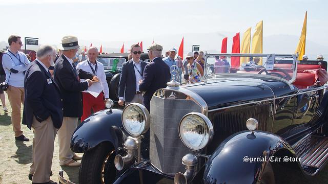 1924 Mercedes 630K Murphy Roadster