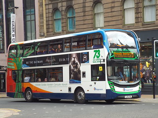 Stagecoach Strathtay 13045 SJ15 PVN