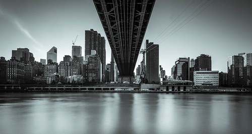 Under the Queensboro Bridge