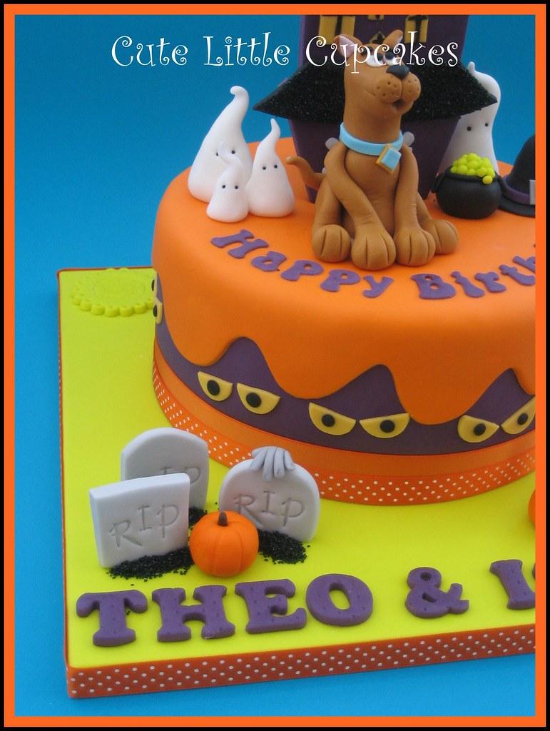 scooby doo halloween cake | heidi stone | flickr