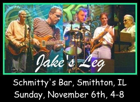 Jake's Leg 11-6-16