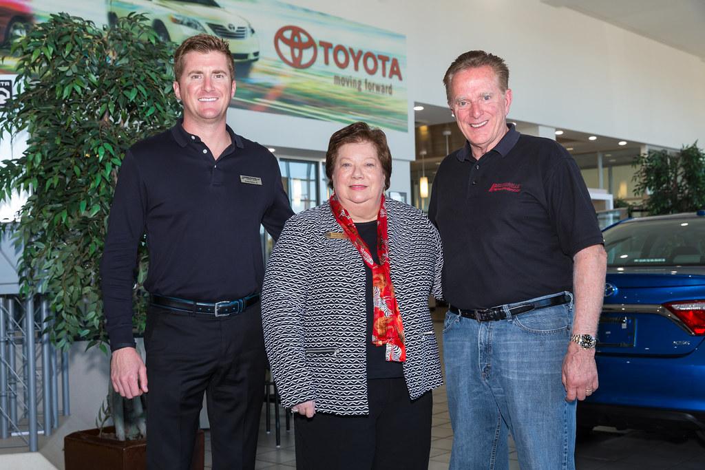 ... Toyota Foundation Grant U002716 | By Pitt Community College