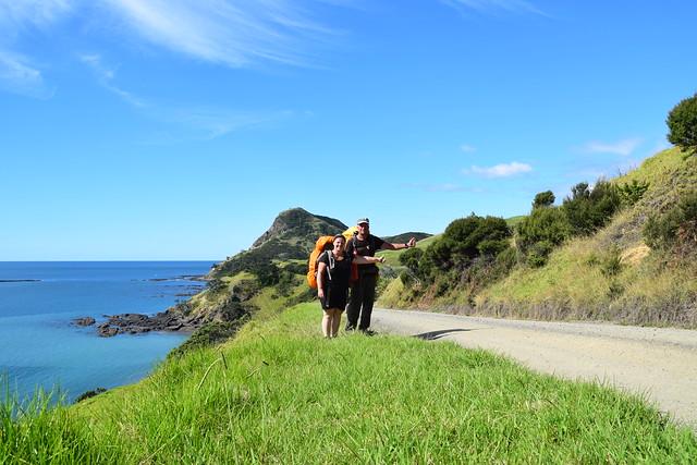Auto-stop en Nouvelle-Zélande