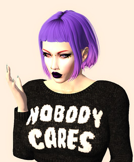 Nobody Cares | by liane Boomhauer - Blogger