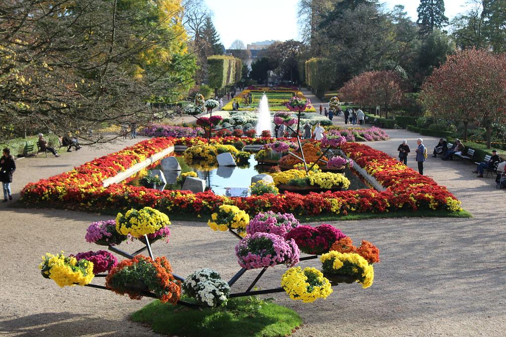 jardin des plantes rouen by jarodlepetit - Jardin Des Plantes Rouen