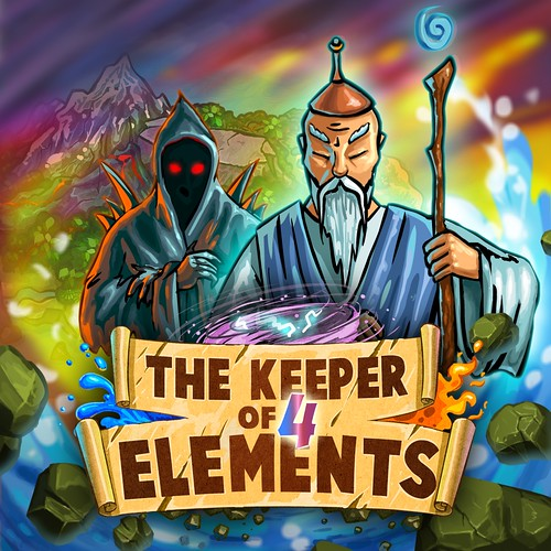 Keeper of 4 Elements
