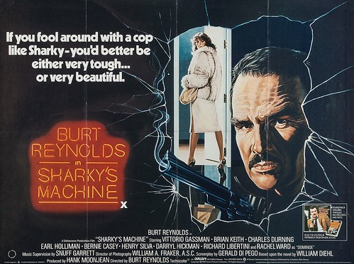 Sharky's Machine - Poster 4