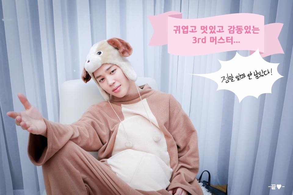 Picture] BTS 3rd MUSTER Spoiler Story (Jimin) [161106]  