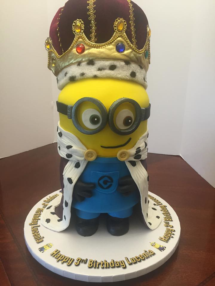 king bob birthday cake lady wpb Flickr