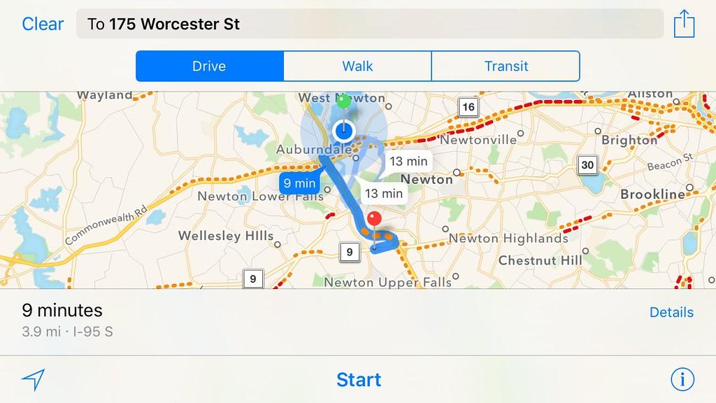 Afbeeldingsresultaat voor maps app