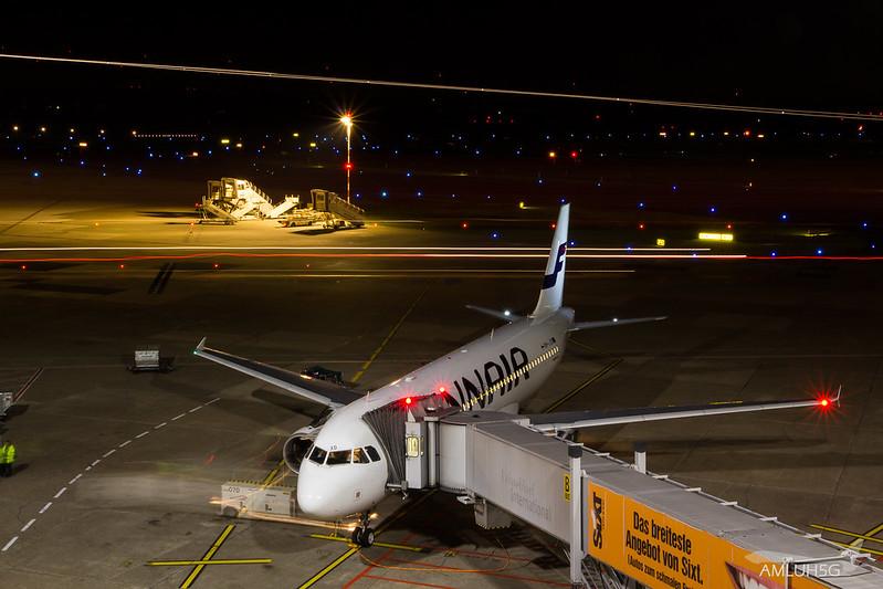 Finnair - A320 - OH-LXD (1)