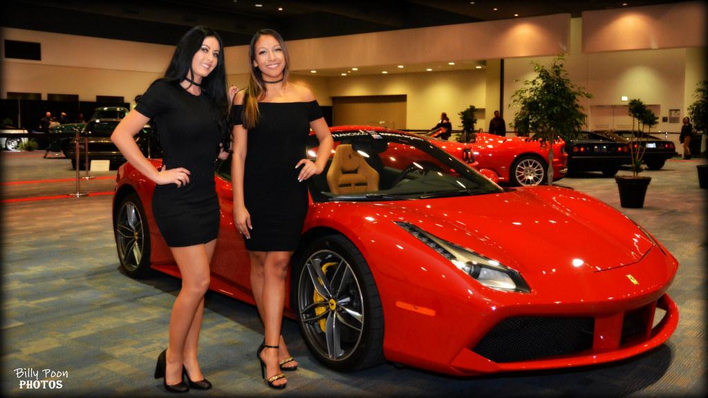 Ferrari Spider San Francisco Auto Show Sherelle Flickr - Moscone car show