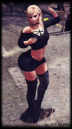 Look No. 35 // A Submissive Outing.. FULL | by Chloe @ Elite SL Fashion