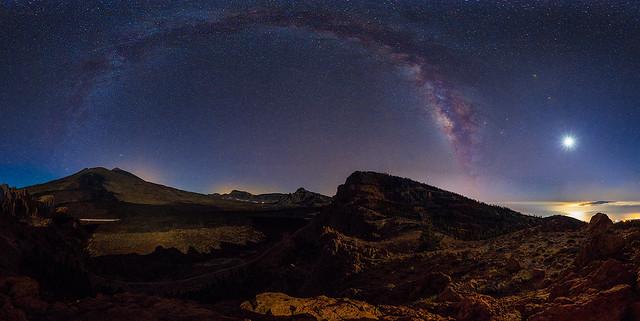Del Norte al Oeste de Tenerife