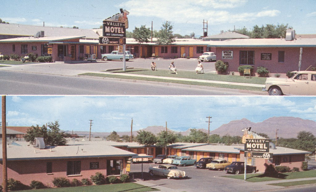 Valley Motel - Las Vegas, Nevada