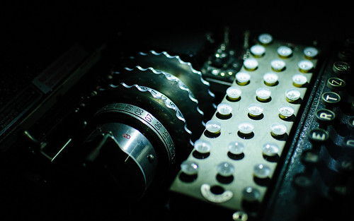 Enigma Crypto Machine | by Latente 囧 www.latente.it