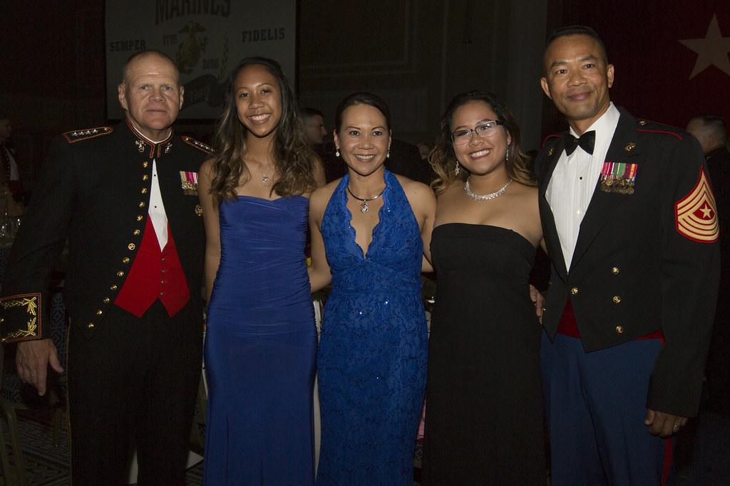 Cmc Birthday Ball Commandant Of The Marine Corps Cmc Gen Flickr