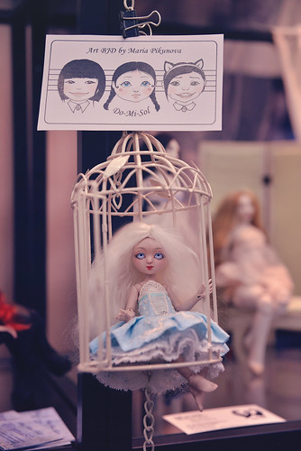 XII Doll Salon in Moscow — October 2016 | by red-anchous